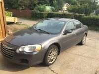 Grandma driven 2004 Chrysler Sebring LX