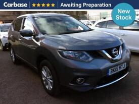 2015 NISSAN X TRAIL 1.6 dCi Acenta 5dr SUV 7 Seats