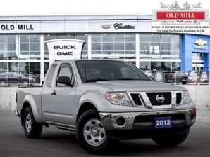 2012 Nissan Frontier S  - Chrome Grille -  ABS