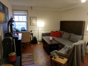 Studio/Bachelor Lease Takeover South End/Downtown Halifax
