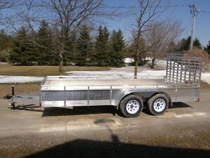 All Canadian Made BreMar/Ajj's Aluminum Trailers London Ontario image 8