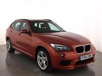 2014 BMW X1 sDrive 20d M Sport 5dr SUV 5 SEATS