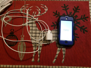 iPod Touch and Bluetooth Headset