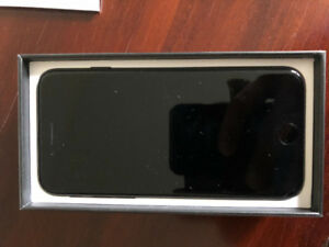 IPHONE 7 UNLOCKED 128G - JET BLACK