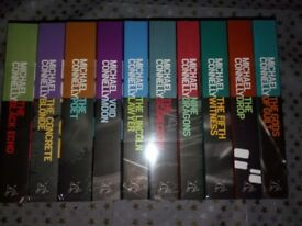 Michael Connelly 10 book box set