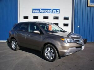 "ACURA MDX All wheel drive 7 Passenger ! ""Trades and Financing"""