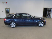 2007 BMW 328XI AWD COUPE! ONLY 78,000KMS! 6 SPEED! ONLY $17,500!