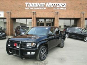 2014 Honda Ridgeline SPORT | NO ACCIDENTS | 4X4 | CREW CAB | KEY