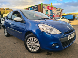 *LOW MILEAGE* RENAULT CLIO i-MUSIC 1.2 (2010) NEW MOT - HPI CLEAR!