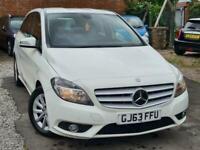 2013 Mercedes-Benz B-CLASS B180 Cdi Blueefficiency Se 1.5 Hatchback Diesel Manua