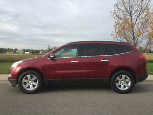 2010 Chevy traverse Fully loaded AWD