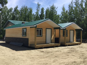 portable / mobile, cabins, cottage, delivery available
