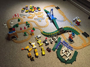 Fisher Price Geotrax train set