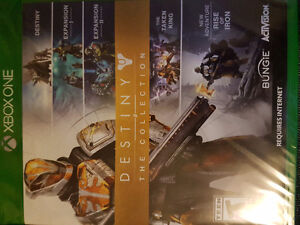 Destiny - The Collection new!
