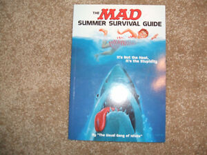 The Mad Summer Survival Guide-mint-hard to find