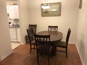 Short term furniture apartment
