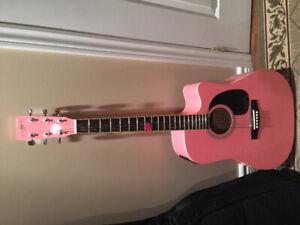 Acoustic Electric Jay Jr. Guitar