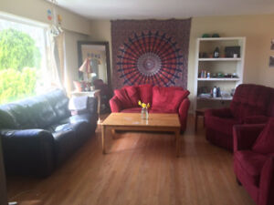 1-2 rooms available near UVIC May-August $600/month