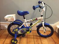"Boys 14"" Police Patrol Apollo bike"
