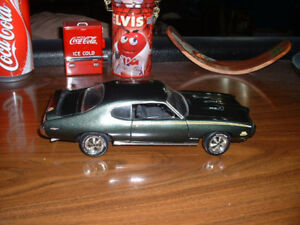 Ertl 1/18 1969 Pontiac GTO Judge