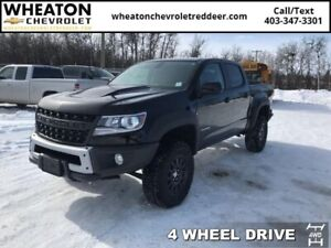 2019 Chevrolet Colorado ZR2  | Leather Seats | Heated Steering |