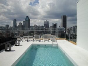 CONDO VIEUX MONTREAL, GRIFFINTOWN DOWNTOWN FOR RENT