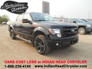 2013 Ford F-150 FX4 4x4 | FX4 Appearance Package