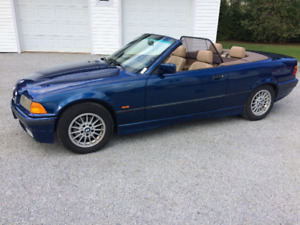 1998 BMW 3-Series decapotble Cabriolet