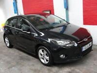 Ford Focus ZETEC (black) 2011