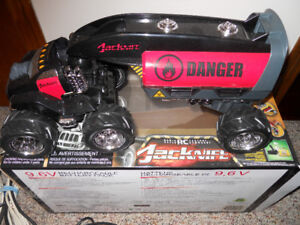 Drone: Radio Controlled Truck: RC Truck: