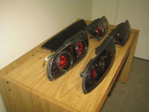 NISSAN SILVIA 240SX SR20DET TAIL LIGHTS JDM SILVIA TAIL LIGHTS