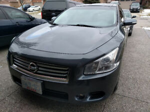 2012 Nissan Maxima 3.5 SV 84,000 kms