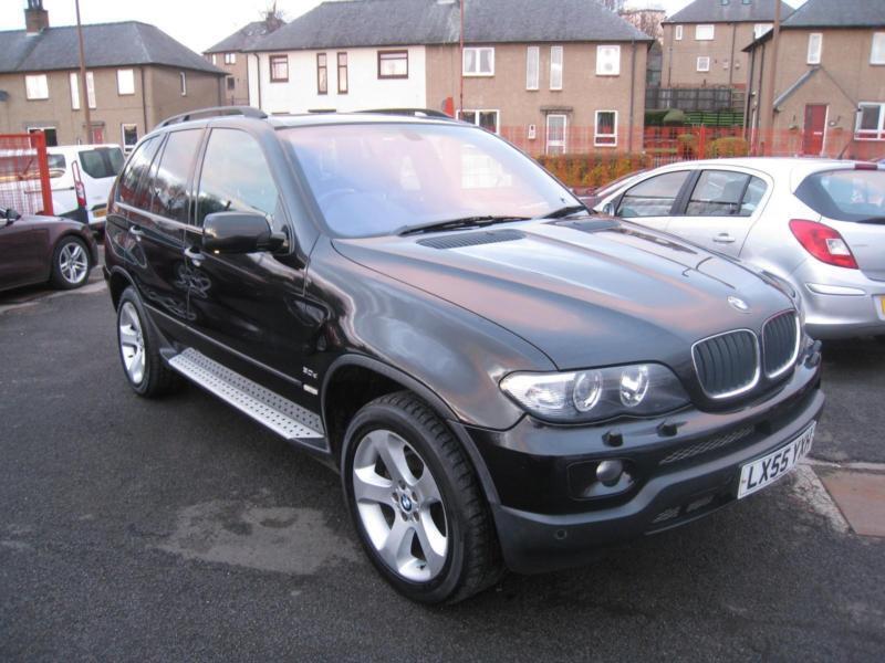 BMW X5 3.0d Sport Auto 4 Wheel Drive. Only 98000 miles. 12 Months MOT