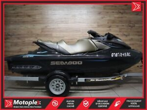 2016 Bombardier SEA-DOO GTX 300 LIMITED LTD 3 PLACES* SEULEMENT