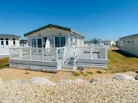 Luxury 2 bedroom Lodge on the Beach!! Call Dean NOW on 07835536801