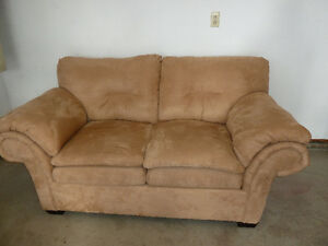 LOVESEAT SOFA must sell today