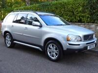 VOLVO XC90 2.4 AWD 185 GEARTRONIC D5 SE £3650