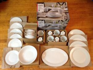 CANVAS Lauren Porcelain Dinnerware Set