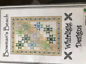 Quilting and sewing patterns