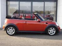 2011 MINI Convertible 1.6 TD Cooper D (Chili) (s/s) 2dr