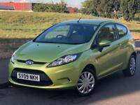 2009 FORD FIESTA 1.25 STYLE 111K+8 STAMPS IN SERVICE BOOK+HPI CLEAR