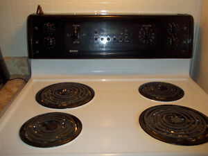 KENMORE COIL TOP STOVE