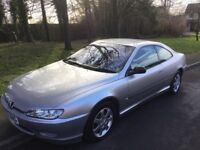 2003 Peugeot 406 2.2 HDI Coupe-12 months mot-full history-exceptional car