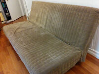 USED IKEA FUTON (Sofa-bed) for sale [$50 or best offer