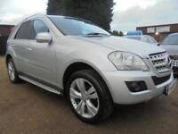 2009 59 MERCEDES-BENZ M CLASS 3.0 ML280 CDI SPORT 5DR AUTO 188 BHP FINANCE WITH