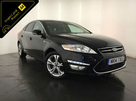 2014 FORD MONDEO TITANIUM X BUS EDN TDCI 1 OWNER SERVICE HISTORY FINANCE PX