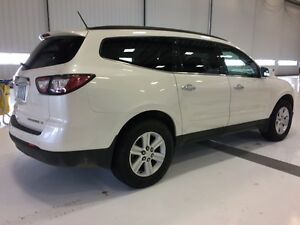 2014 Chevrolet Traverse LT AWD SUV, Crossover
