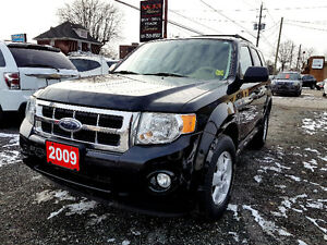 ▀▄▀▄▀▄▀► 2009 FORD ESCAPE--WE FINANCE--$7495 ◄▀▄▀▄▀▄▀