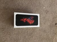 Unlocked iPhone 6s 64gb - still under warranty £420 ono