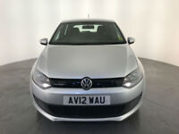 2012 VOLKSWAGEN POLO BLUEMOTION TDI VW SERVICE HISTORY FINANCE PX WELCOME